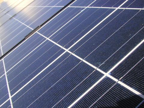 Photovoltaik für Ökostrom