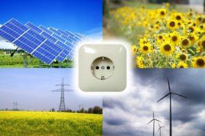 Auch bei regenerativ erzeugtem Strom gibt es Unterschiede