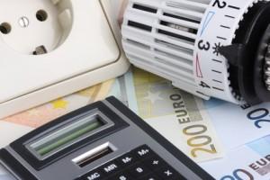Strom- und Heizkosten
